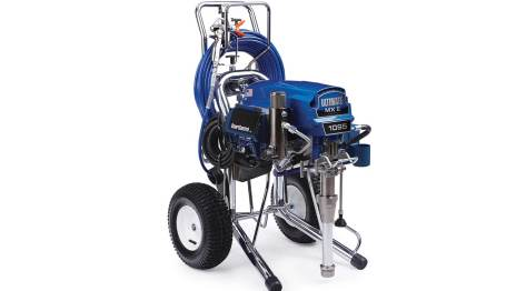 a new Graco Ultimate MX 1095 paint sprayer