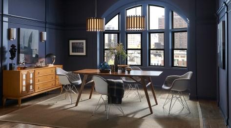 Aficionado A rich mix of cool and warm tones – tasteful and elegant.