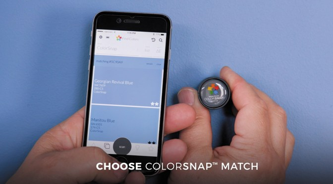 Color Matching Tool Named Product of the Year