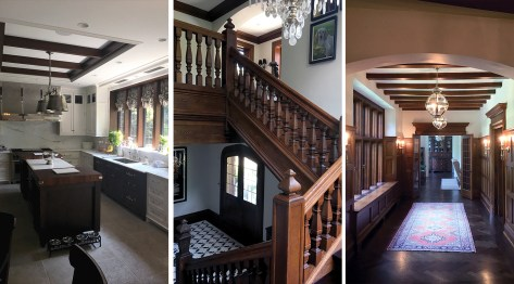 Reviving a Roaring '20s Mansion in Ohio