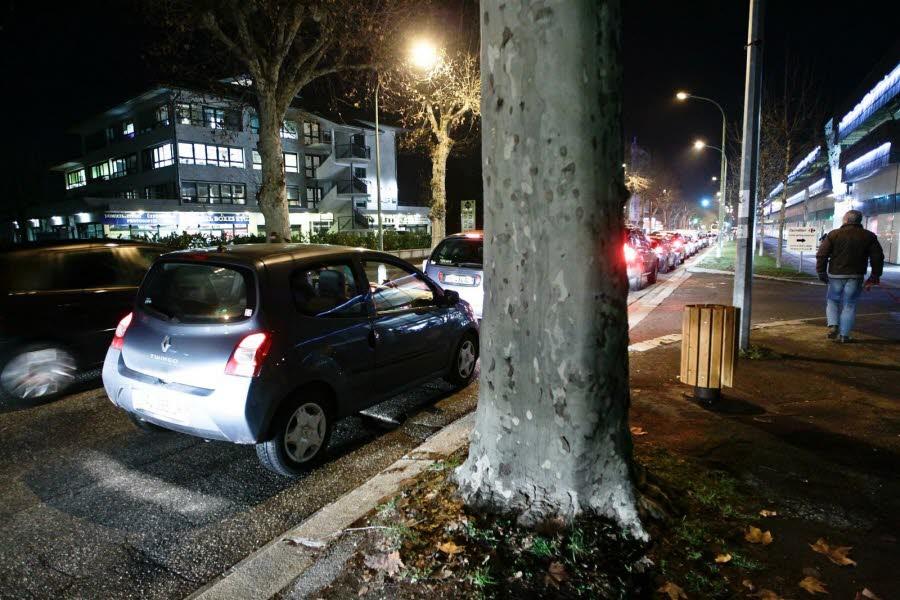 Des points de vente ont été identifiés par les enquêteurs, dont l'avenue de Genève.
