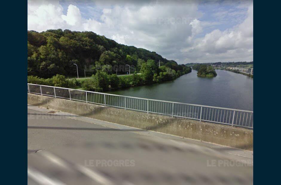 Le corps avait été découvert dimanche, flottant sur la Meuse. Capture d'écran