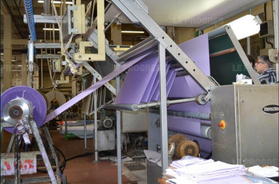 Toutes les doublures de cette collection sont en matières recyclées est produite en France, à Chessy (69).