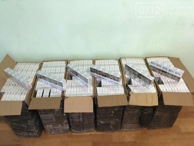 Чергову спробу контрабанди припинили на Закарпатті (ФОТО), фото-1