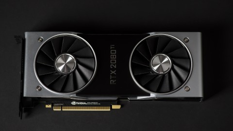 NVIDIA GEFORCE RTX2080 Ti Founders Edition