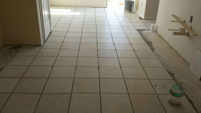 trabajo profesional de tile y remodelacion