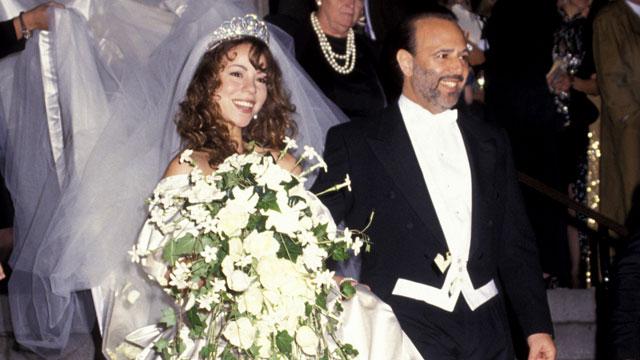 Risultati immagini per tommy mottola mariah carey wedding