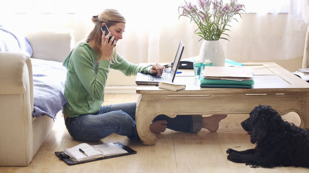 10 Best (and Real) Work-at-Home Jobs - ABC News