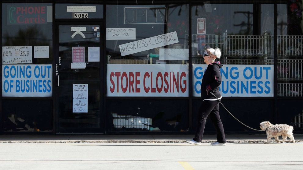 Nearly 3 million Americans file for unemployment, bringing total to over 36 million thumbnail