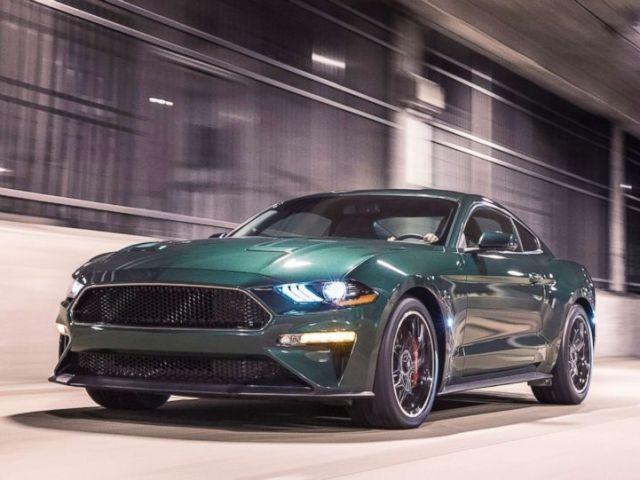 PHOTO: The 2019 Mustang Bullitt