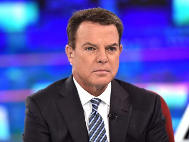 PHOTO: In this Sept. 17, 2019, file photo, Shepard Smith is shown on the set of Shepard Smith Reporting at Fox News Channel Studios in New York.