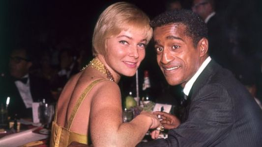 Image result for sammy davis jr and may britt