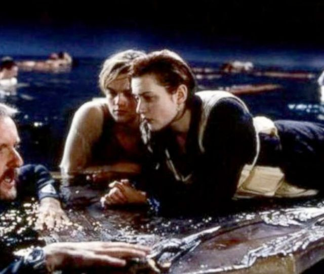 James Cameron Pooh Poohs Fan Theory That Jack Could Have Survived Titanic Ending Abc News