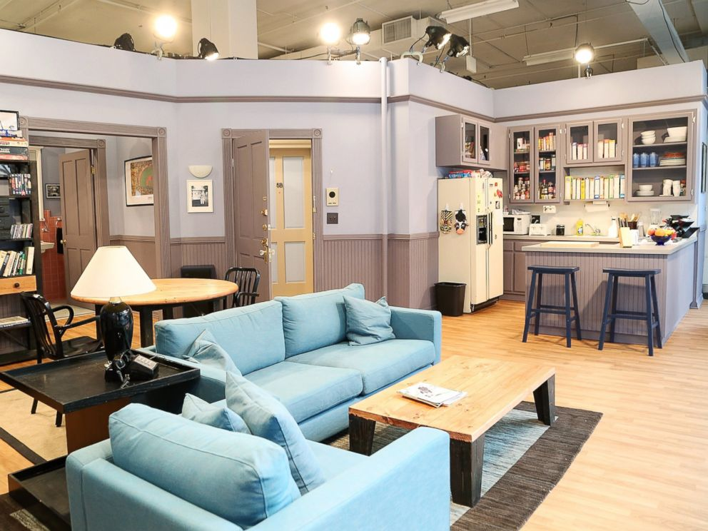 Seinfelds Famous Apartment Recreated In NYC ABC News