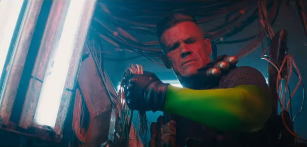 Deadpool 2 Trailer Features New Hero Cable Satire And