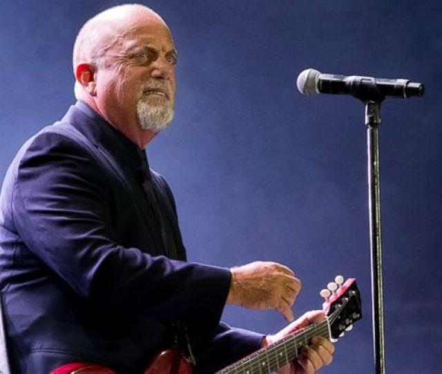 Photo Billy Joel In Concert At Fenway Park On June