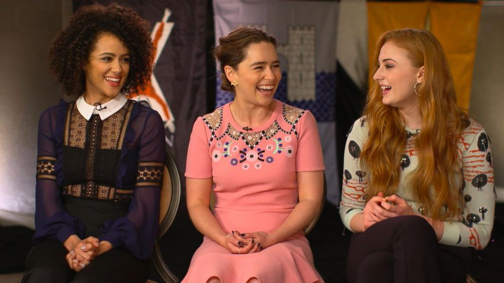 Game Of Thrones Female Cast Reflects On Hardships Of Season 5 In