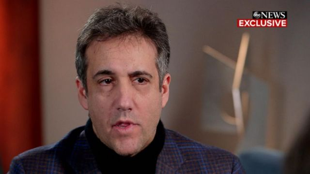 VIDEO: Cohen on Trump as president: Hes a very different individual