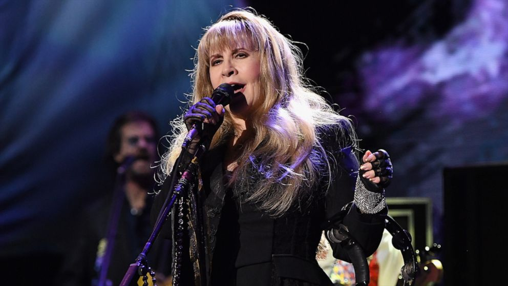 Our Favorite Stevie Nicks Moments For Her Birthday Video Abc News