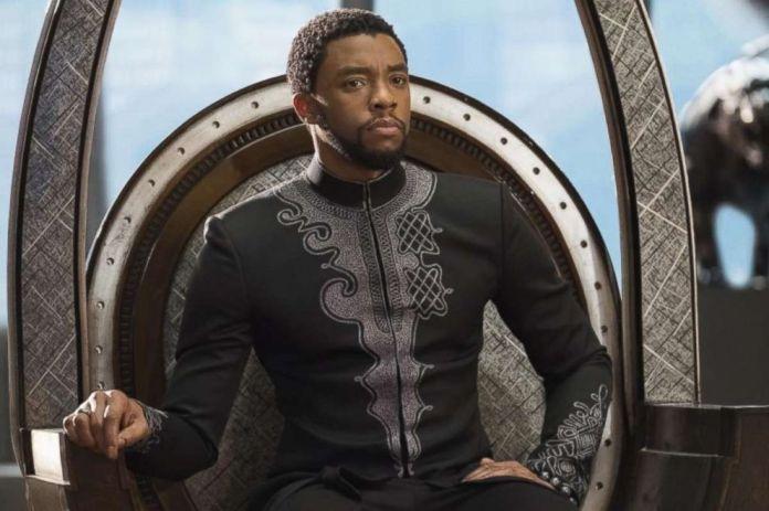 PHOTO: Chadwick Boseman in Black Panther (2018).