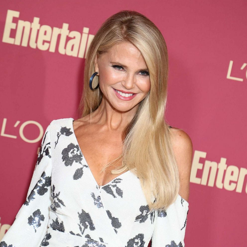 Christie Brinkley shares her morning routine