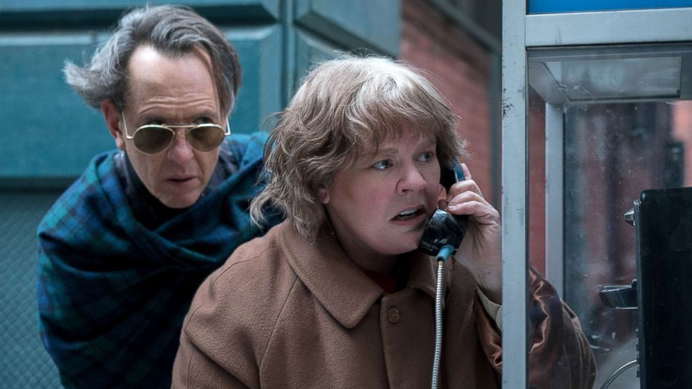 Image result for richard E. Grant can you ever forgive me