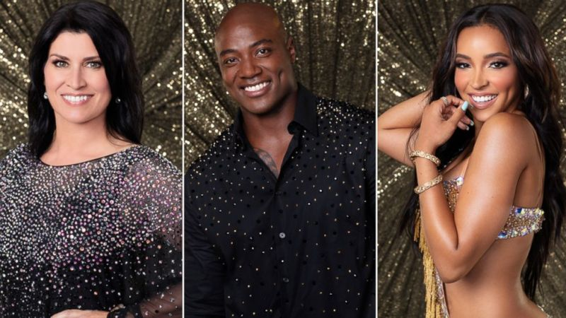 Meet the full cast of dancing with the stars season 27 esmond actress nancy mckeon nfl star demarcus ware rb singer tinashe and more celebrities will be battling it out on the dance floor for the highly anticipated m4hsunfo