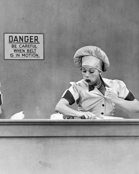 I Love Lucy The Comedy That Withstood The Test Of Time Turns 69 Gma