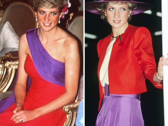 PHOTO: Princess Diana visits Bangkok in 1988, left, and Hong Kong in 1989.
