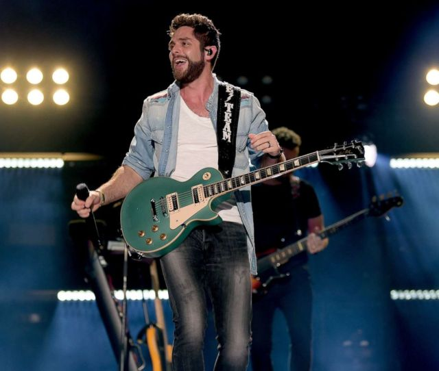 What To Expect From Tonights Cma Fest Featuring Thomas Rhett Jason Aldean And More Abc News