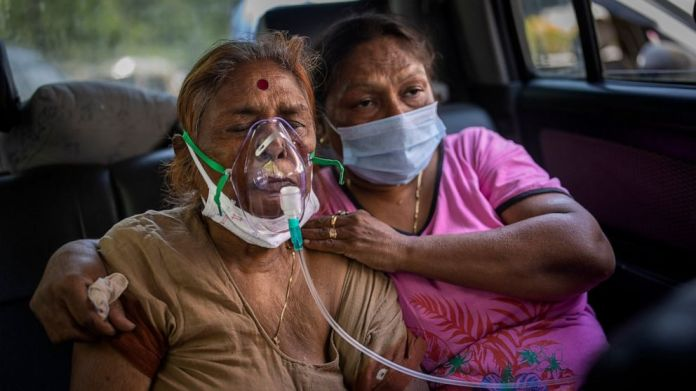 AP PHOTOS: Oxygen demand outstrips supply in India hotspots - ABC News