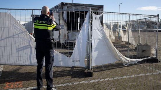 Dutch police detained a man in a conspiracy to attack a vaccination center