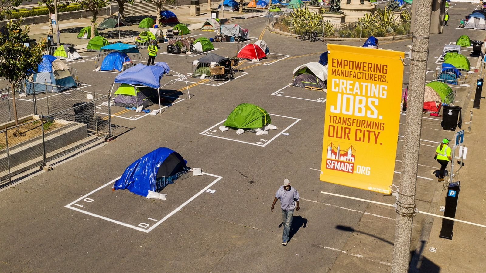 Tents for homeless cost San Francisco taxpayers a whopping ,000 per month each