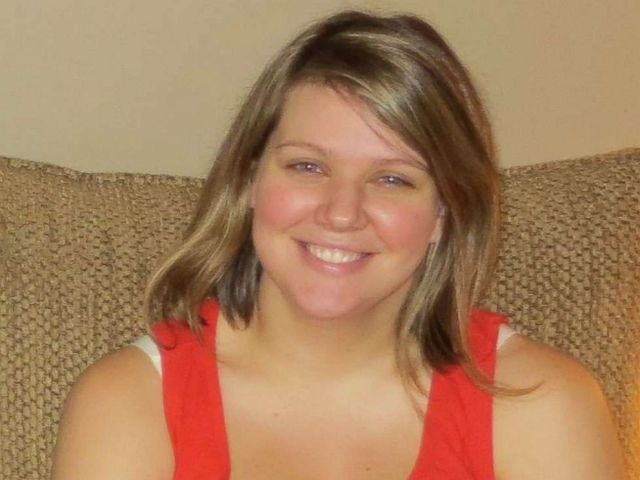 PHOTO: Brianna Bernard is photographed before her weight loss.