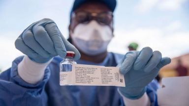 1st Ebola vaccine approved