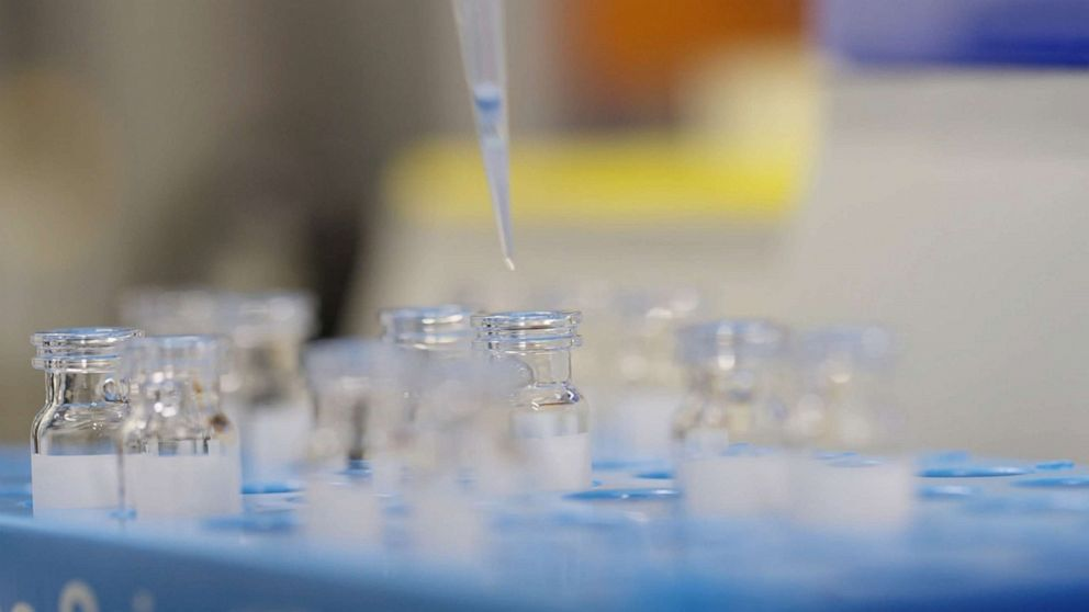 Coronavirus vaccine tests show promise in early human testing: Study thumbnail