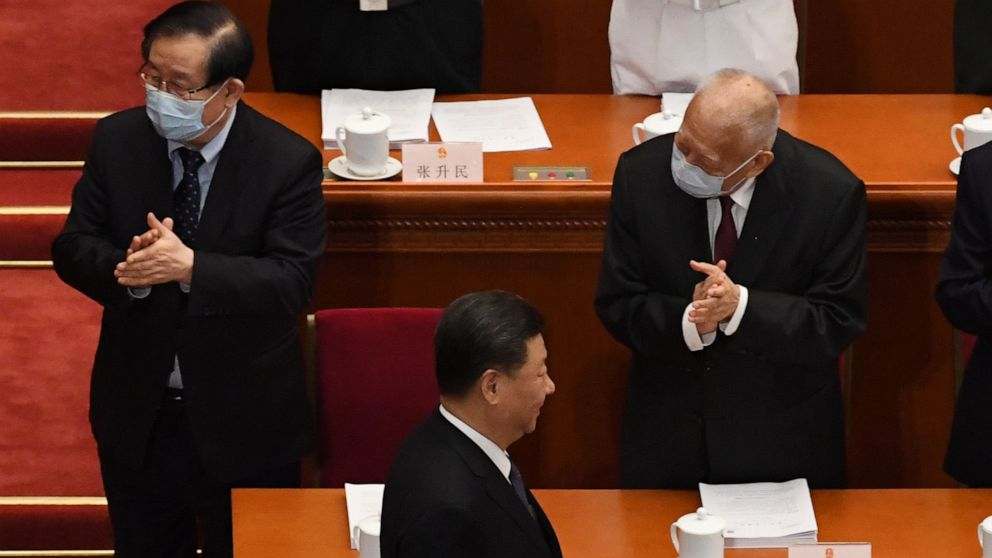 China proposes strict national security law to combat political unrest in Hong Kong thumbnail
