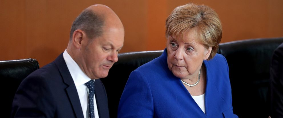 German Finance Minister Presses For Woman On Ecb Board