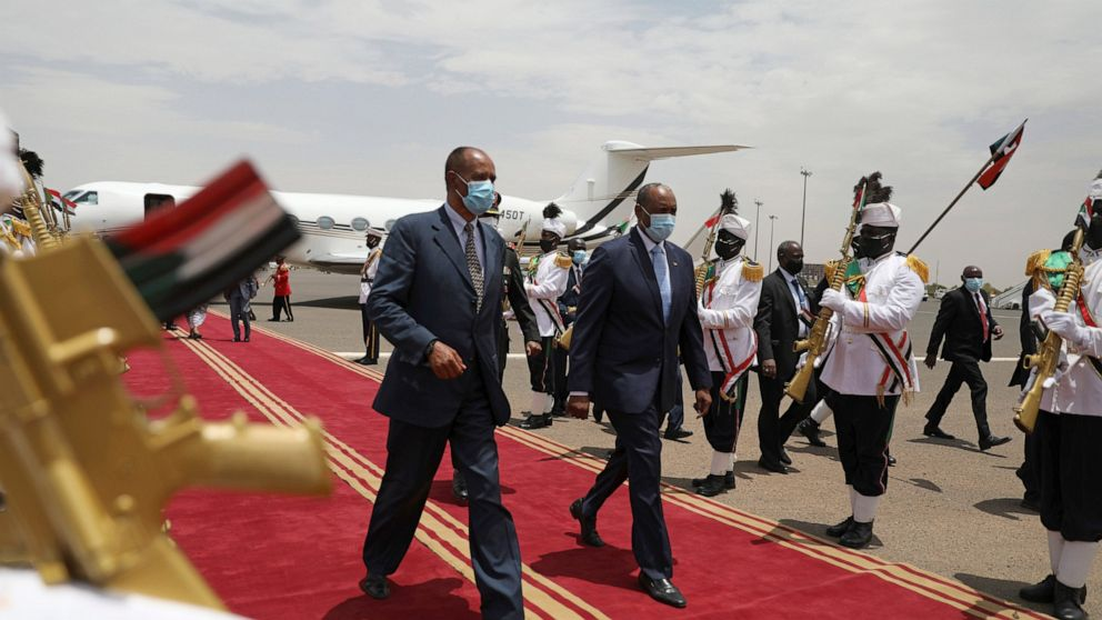 Eritrea's president visits Sudan amid tensions over Ethiopia, Swahili Post