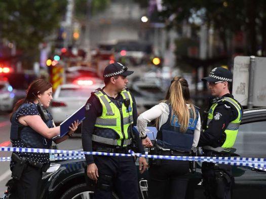 Police kill 'terrorism' suspect after stabbing spree in ...