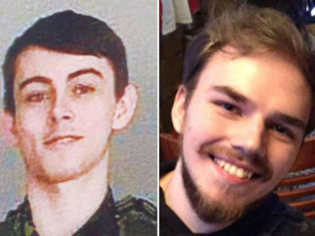 PHOTO: Bryer Schmegelsky, 18, and Kam McLeod, 19, both of Port Alberni, British Columbia, are pictured in these undated handout photos.