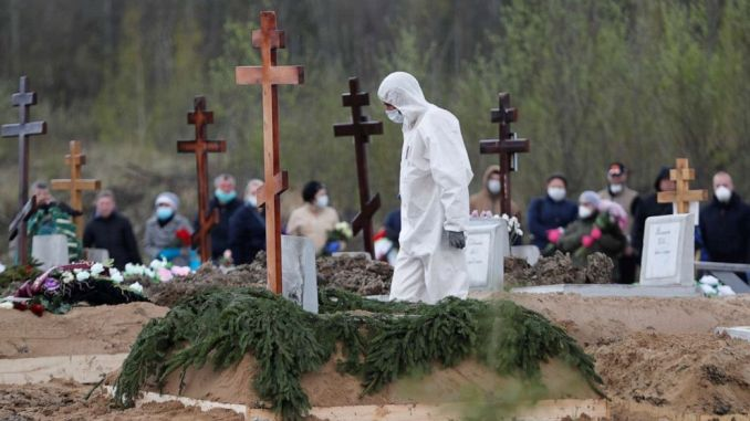 New data suggests Russia's coronavirus deaths higher than reported ...