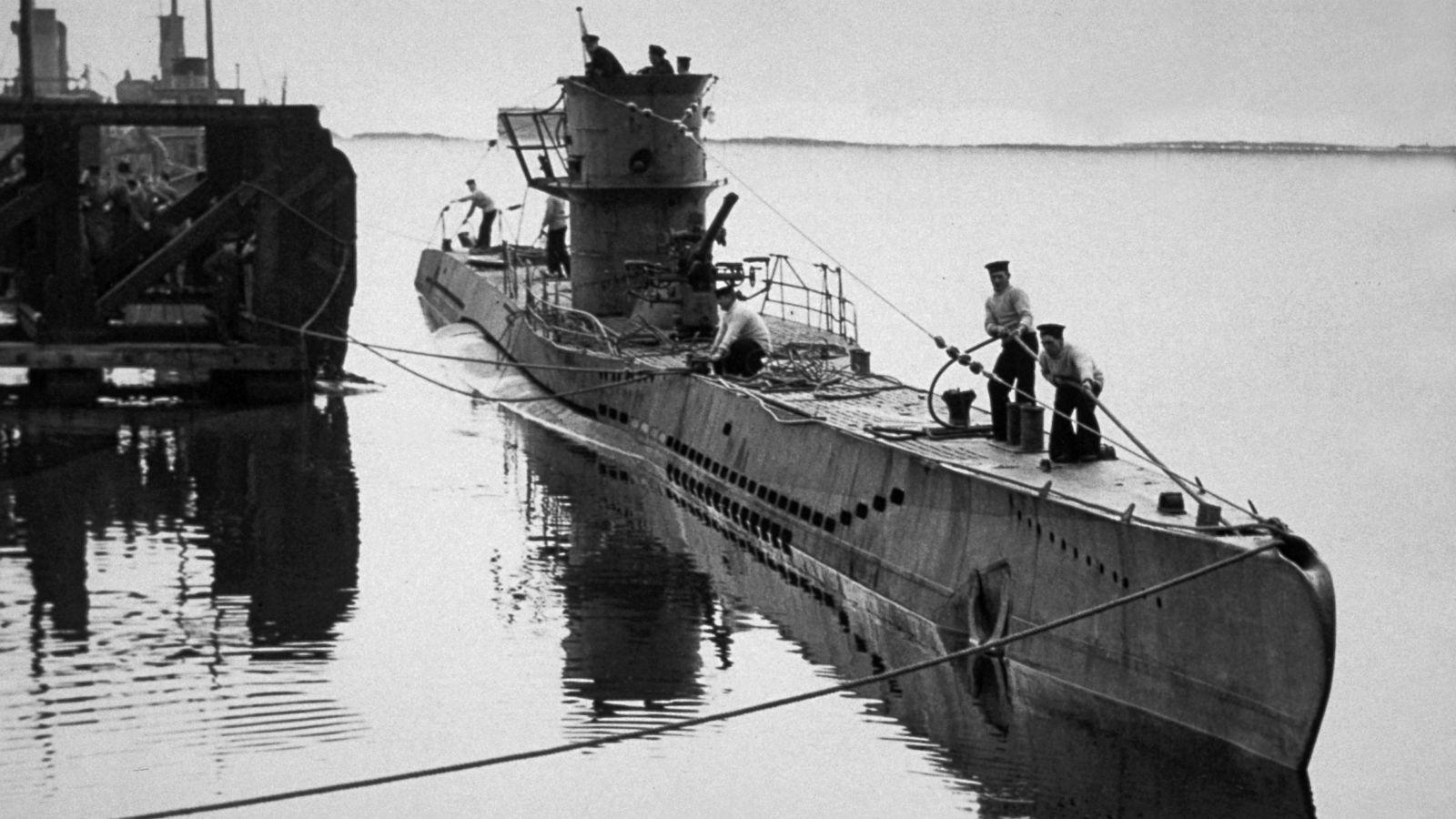 world war ii u-boat found with skeletons - abc news