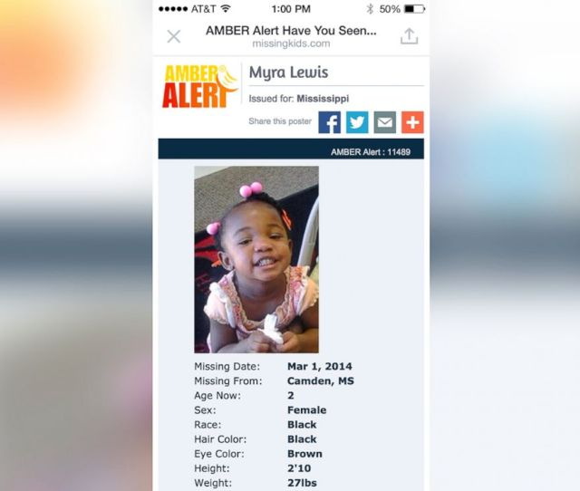 How You Can Help Find A Missing Child On Facebook With New Amber Alert Feature
