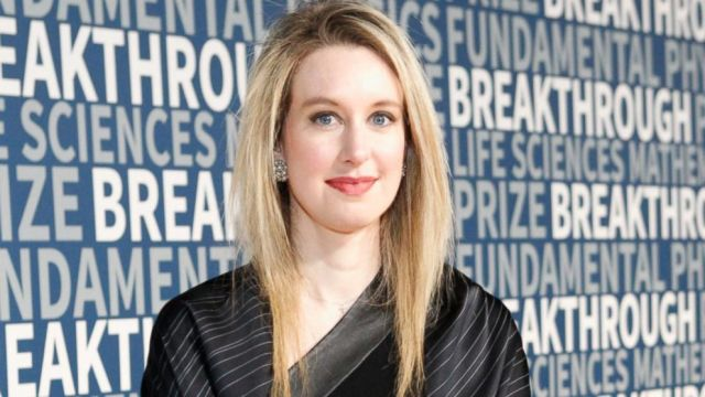 VIDEO: How Elizabeth Holmes sold the idea of Theranos to employees, investors: Part 1