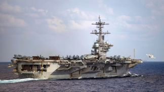 Eight More Sailors Aboard USS Roosevelt Test Positive for Coronavirus a Second Time