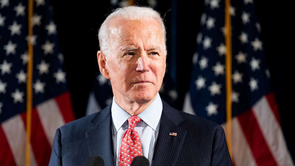 Biden: If voters believe Tara Reade 'they probably shouldn't vote for me' thumbnail
