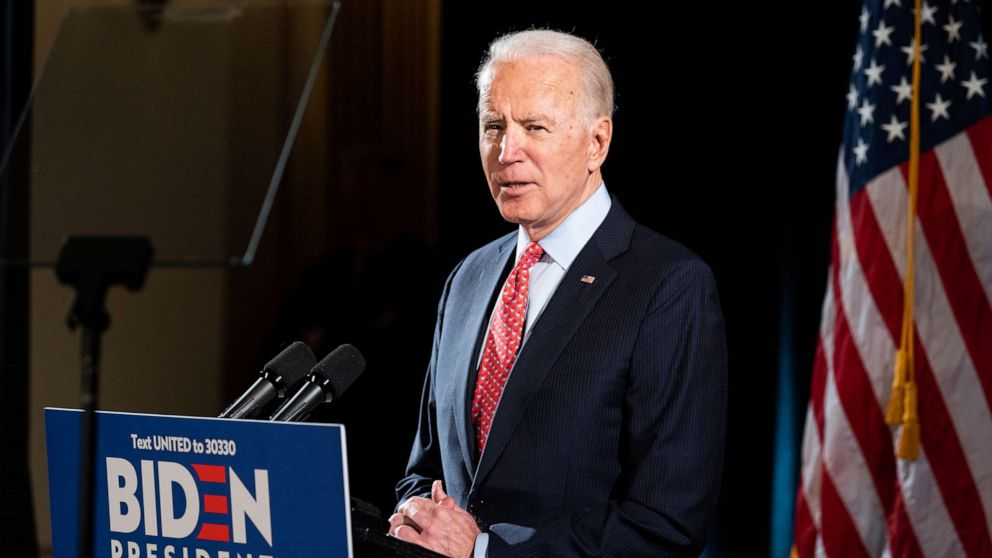 Biden campaign ramps up staffing, focus on battleground states, sees a 'clear path' to 270 electoral votes thumbnail