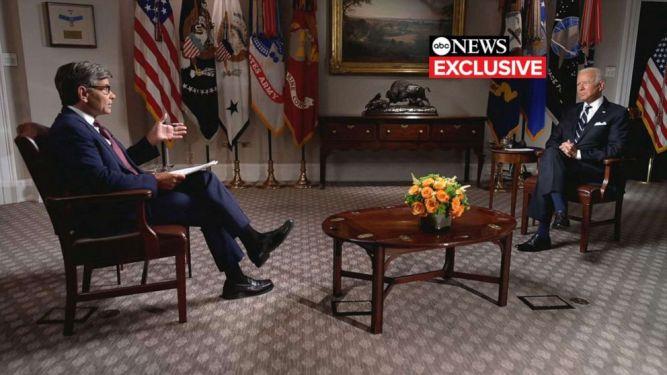 Full transcript of ABC News' George Stephanopoulos' interview with President Joe Biden - ABC News