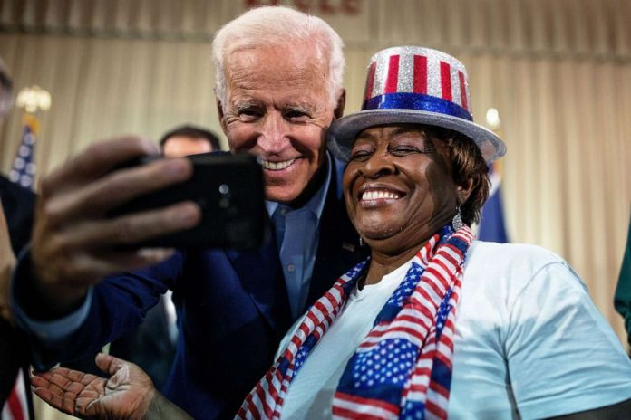 biden, black news